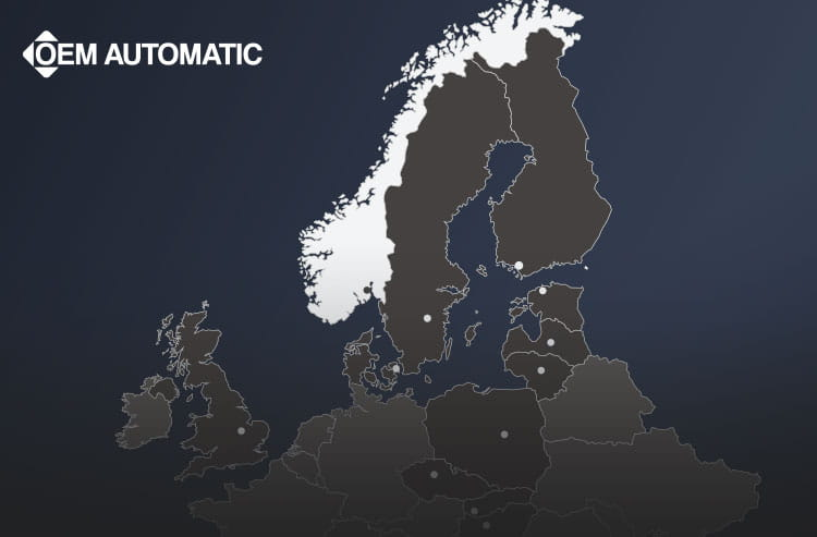 OEM Automatic Norge