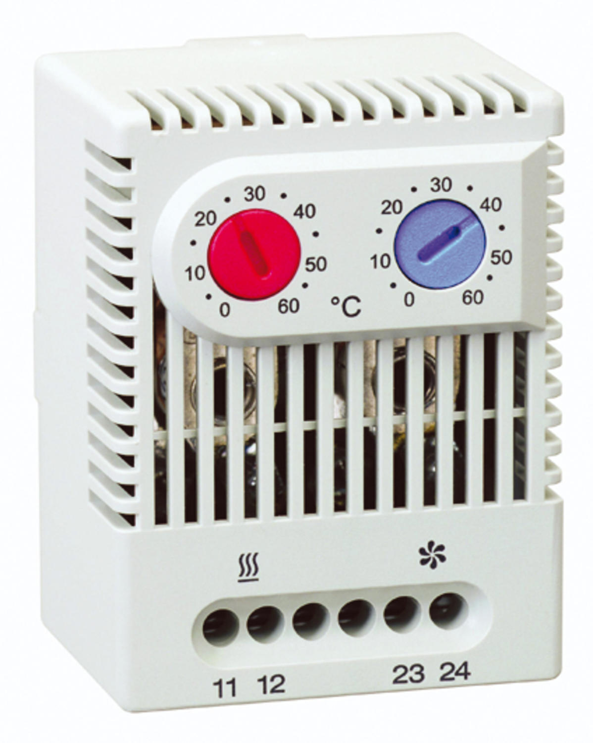 Double thermostat